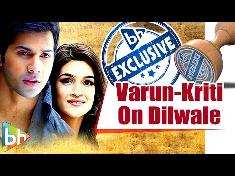 Varun Dhwan | Kriti Sanon Fun Filled RAPID Fire | Full Interview on Dilwale 2015 | EXCLUSIVE