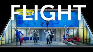 Royal Academy Opera performs Flight by Jonathan Dove