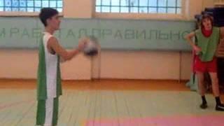 Что же такое баскетбол?....wmv