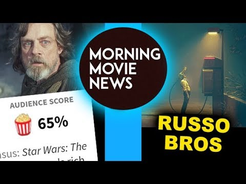 The Last Jedi Thursday Box Office & Audience Score, Russo Bros The Electric State