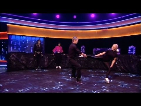 """""""Torvill & Dean"""" Interview & Performance On The Jonathan Ross Show 11 January 2014"""