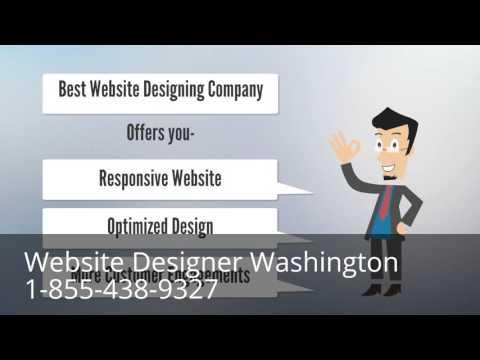Professional Website Design Services Washington