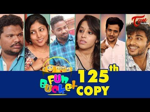Fun Bucket   125th Episode   Funny Videos   Telugu Comedy Web Series   By Sai Teja   TeluguOne