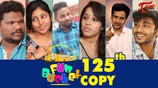 Fun Bucket | 125th Episode | Funny Videos | Telugu Comedy Web Series | By Sai Teja | TeluguOne