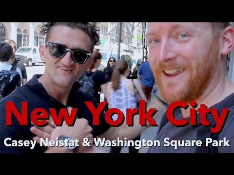 New York City - Casey Neistat & Washington Square Park