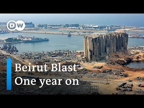 Beirut blast: What has changed during this year? | DW News