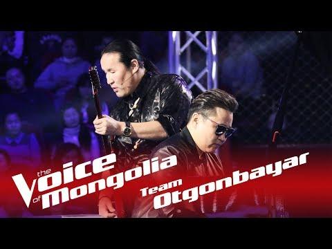 "Otgonbayar - ""MANAN"" - The Battle - The Voice of Mongolia 2018"