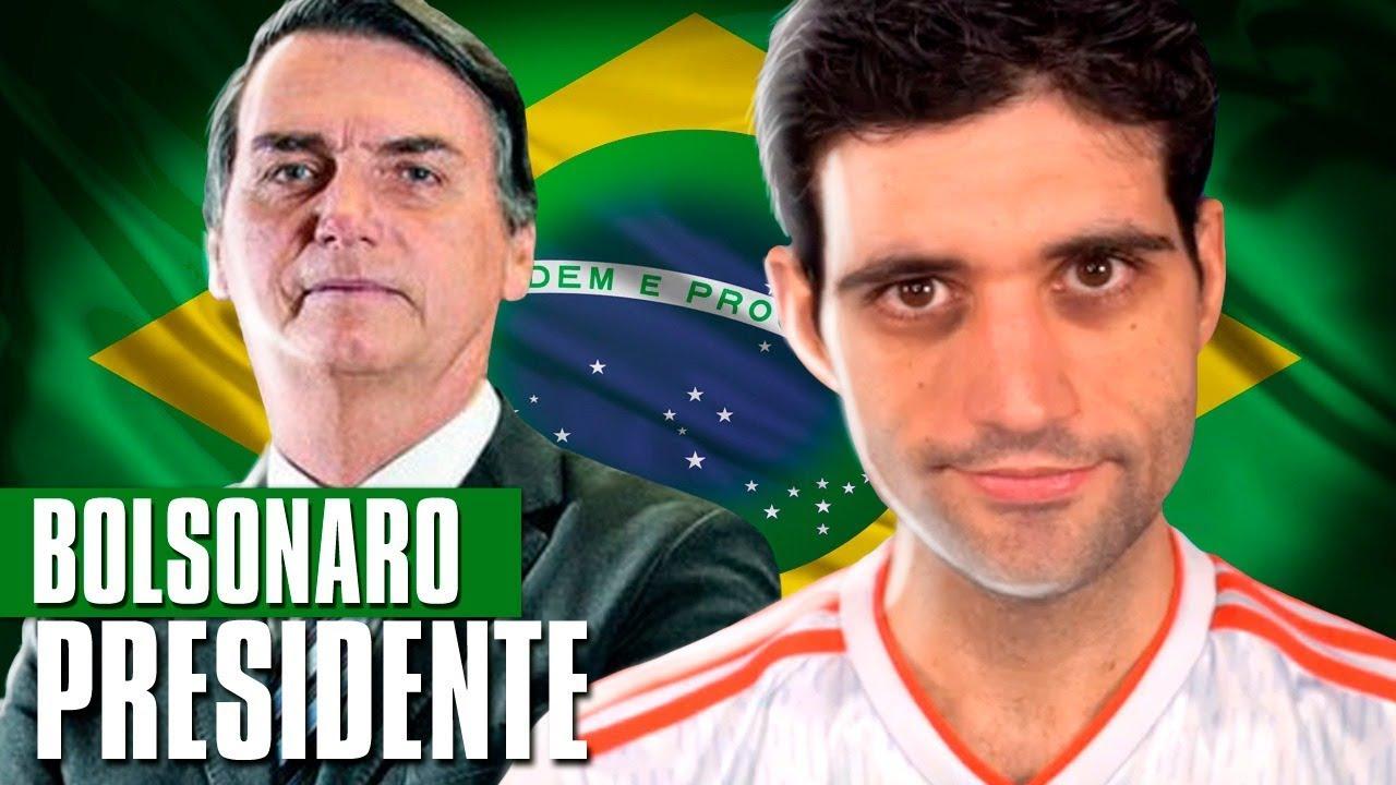 BOLSONARO PRESIDENTE