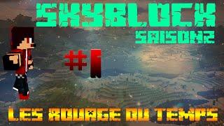 Nouvelle série sur skyblock saison 2 en compagnie de newmaster.