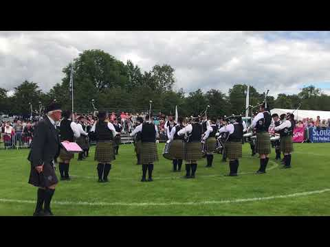 2017 World Pipe Band Championships ~ MacMillan PB