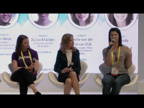 Pink, Blue or Smart  Today's High Tech Nurseries @ Baby TECH Summit CES 2017