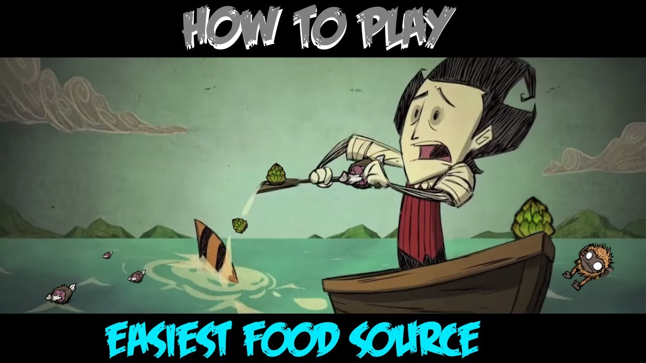 Don T Starve Shipwrecked Best Food Source