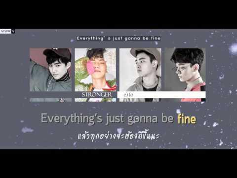 [THAISUB] EXO(엑소) - Stronger l newkkn