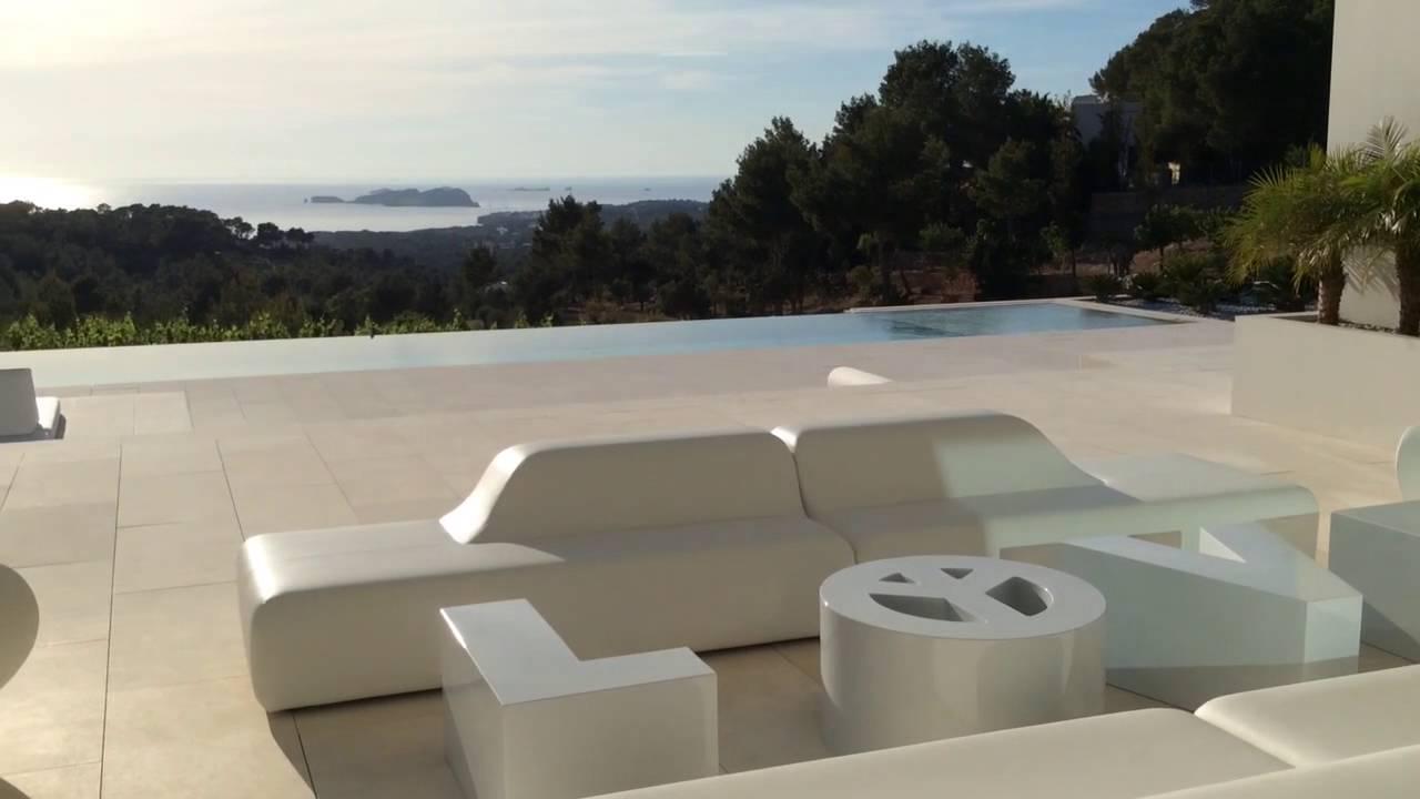 Vacances maison ibiza luxe location villa atzaro l89 youtube for Maison luxe ibiza