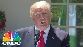 President Donald Trump: Buhari Has Been A Leader In Fighting Terrorism In Nigeria | CNBC