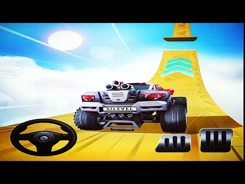 MOUNTAIN CLIMB STUNT GAME | Racing Games To Play - Car Racing Games Download - Android Games Free
