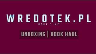 Unboxing książek | Book Haul zamówionych tytułów