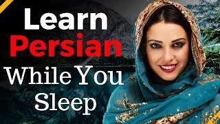 Learn Persian While You Sleep   Most Important Persian Phrases and Words  English/Persian (8 Hour)