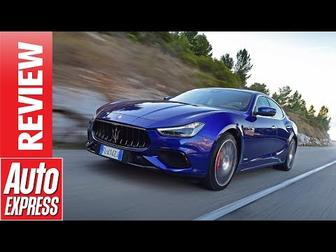 New Maserati Ghibli S GranSport review – is it a match for an M5 or E63?