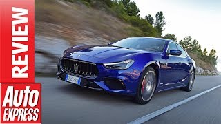 New Maserati Ghibli S Gransport Review - Is It A Match For An M5 Or E63?