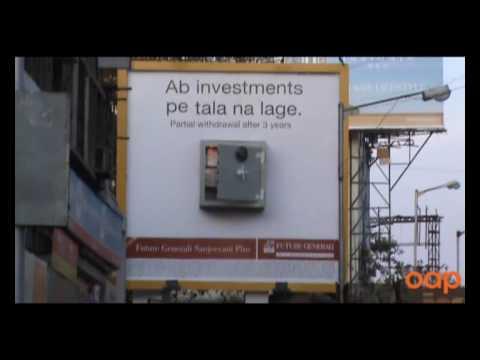 outdoor advertising - innovation