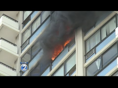 Fire department releases 911 calls made during deadly Marco Polo building fire