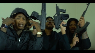 TazzBlow , Scotty Cain & Kush Flights - BATON RAQ (Official Music Video) [Prod. by AustinOnThaTrack]