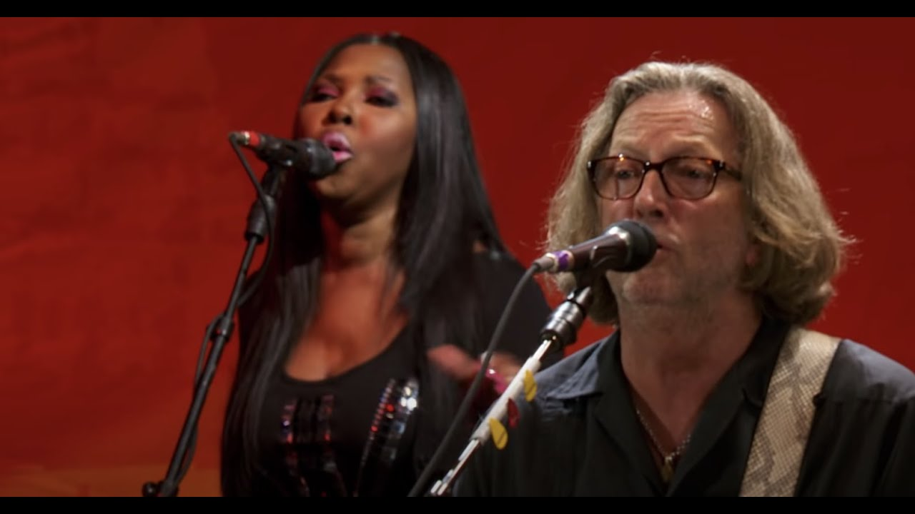 Eric clapton i shot the sheriff live from crossroads 2010