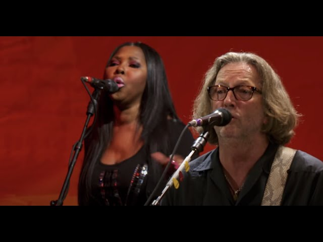 Eric Clapton - I Shot The Sheriff [Crossroads 2010] (Official Live Video)