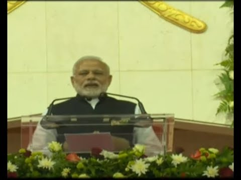 PM Modi Addresses Community Programme in Muscat