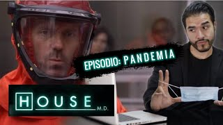 DOCTOR REACCIONA A HOUSE M.D. 2 | PANDEMIA | DOCTOR VIC