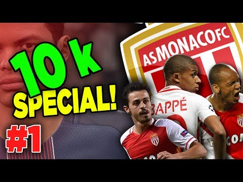 10K SPECIAL!!! ✦ POCINJEMO!!! #1 ✦ MONACO CAREER MODE