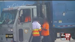 I-Team catches Tampa Solid Waste workers sitting around while department pays millions in overtime