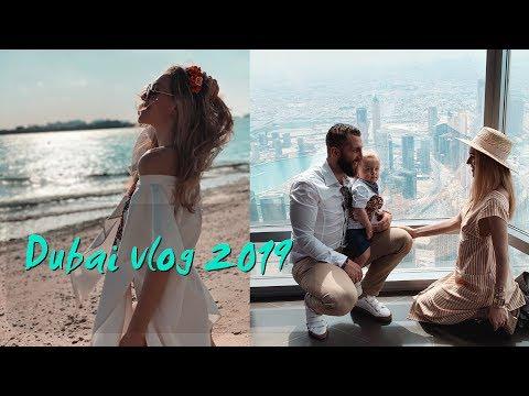DUBAI VLOG 2019 | NAJLJEPSE PUTOVANJE U ZIVOTU 🥰