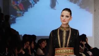 Nawal Al Hooti at Muscat Fashion Week 2013
