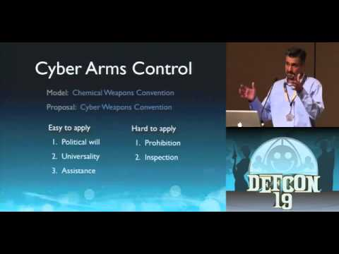 DEFCON 19 (2011) - Strategic Cyber Security