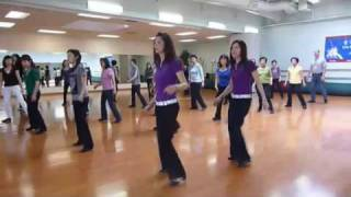 Stuff You Gotta Watch - Line Dance (Dance & Walk Through)