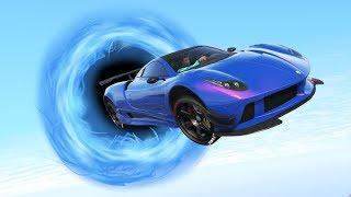 Самые адские гонки с ловушками на поворотах в GTA 5 Online