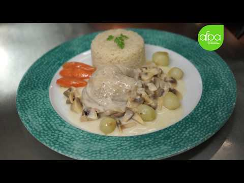 Mooc cuisine recette fricass e de volaille l 39 ancienne youtube - Recette cuisine ancienne ...