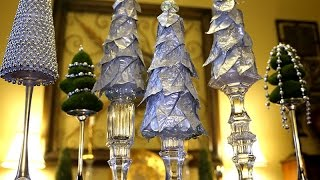 DIY | Dollar Tree Christmas Decor Crafts