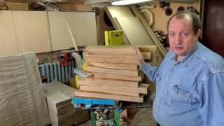 видео Характеристики древесины (брёвна)
