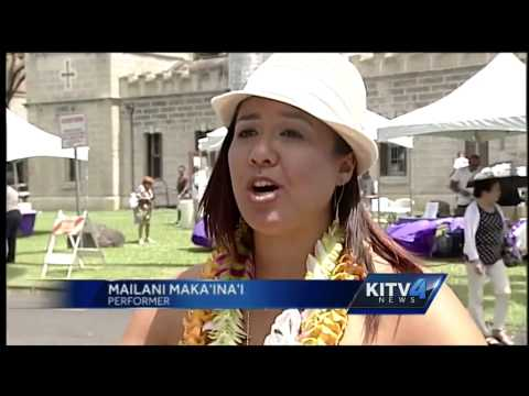 Concert held to benefit Iolani Palace