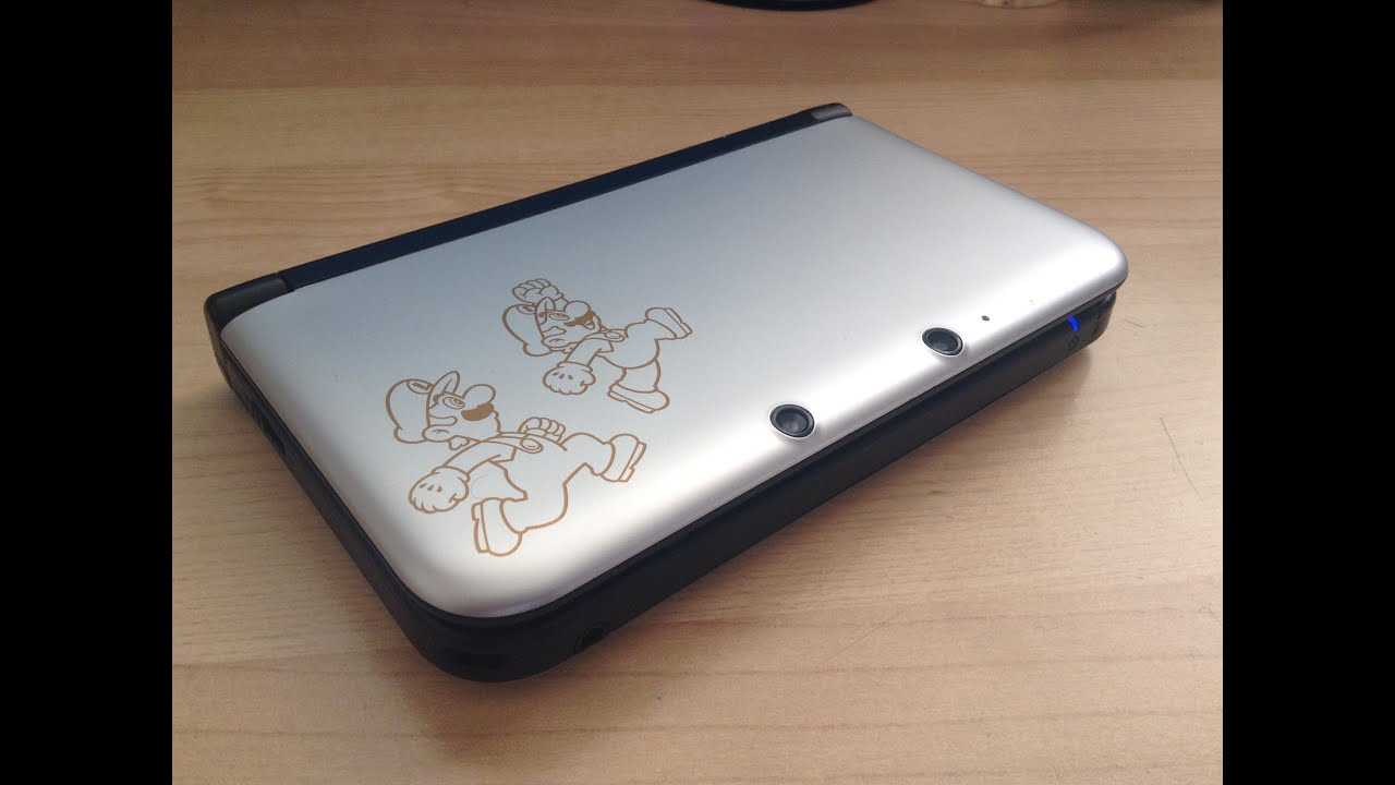 3ds Team Nintendo Xl Dream
