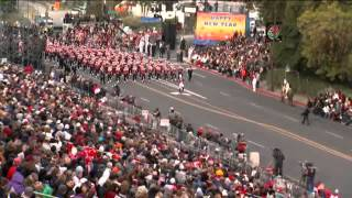Uw Marching Band Wows Crowds In Southern California