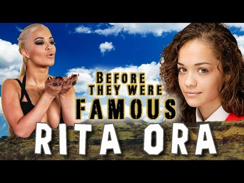 RITA ORA - Before They Were Famous
