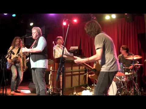 Rolling Stones sax player BOBBY KEYS live w/Black Crowes & Dan Baird - Mercy Lounge Nashville TN