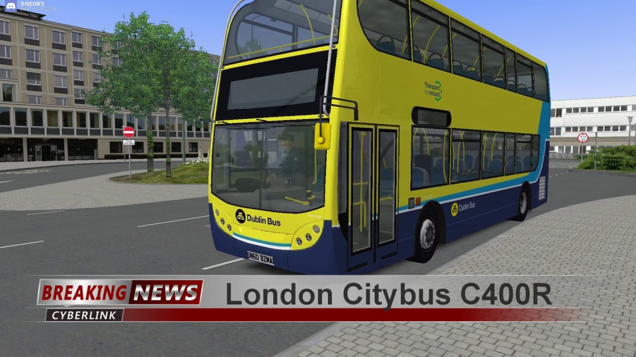 Omsi 2: London Citybus C400R Showcase by Eamons85
