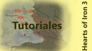 Hearts of Iron 3 Tutorial: Organizacion del Ejercito | Español