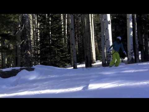 Snowboard Farewell