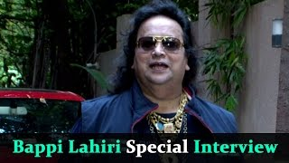 Latest Bollywood News - Bappi Lahiri Records New Song - Bollywood Gossip 2015